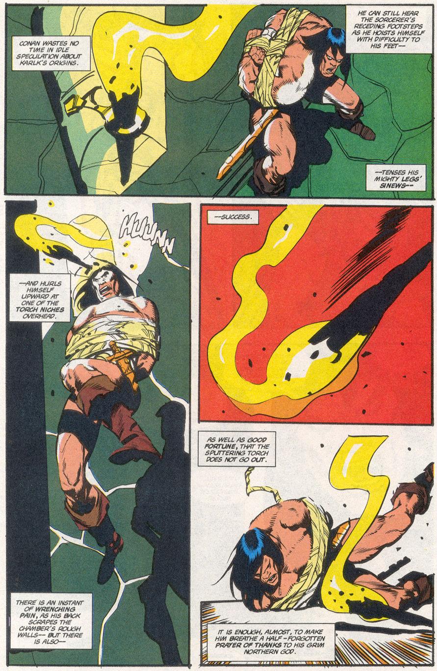 Conan the Barbarian (1970) Issue #265 #277 - English 13