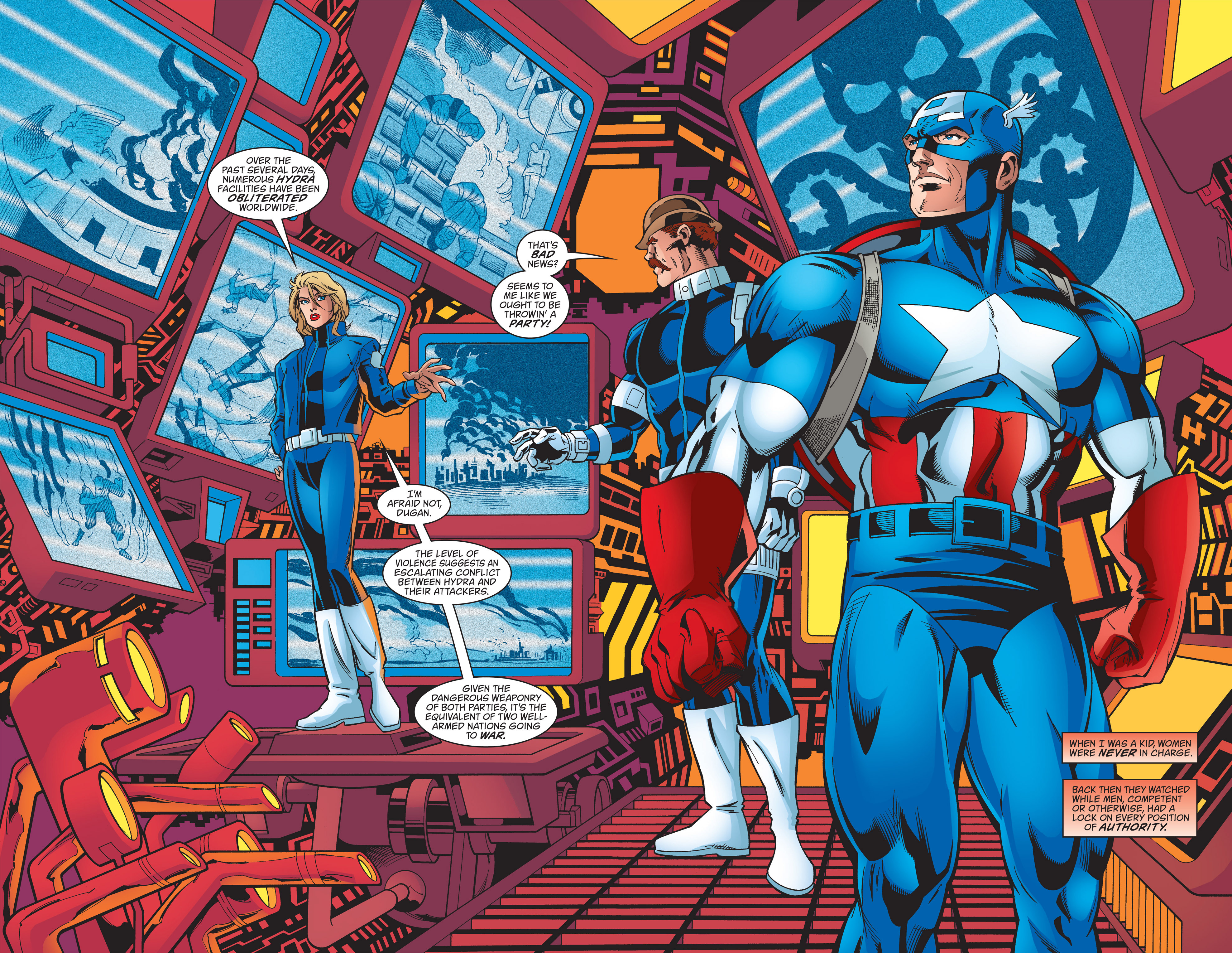 Captain America (1998) Issue #37 #44 - English 3