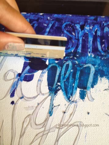 how to get crayon off plastic