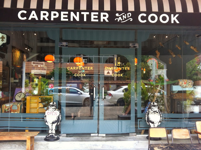 Carpenter and cook Singapore