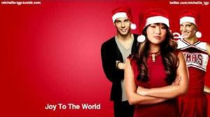glee cast joy to the world cover