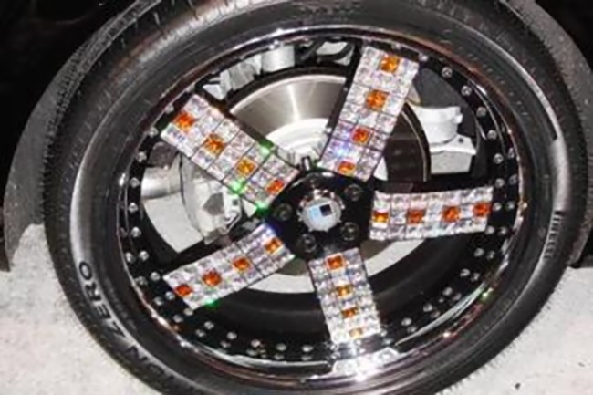 Car Rim That Is Grab The Attention Of Branched Five Sports Car Lovers  Around The World. For More Information And To Order It You Can Contact The  Following ...