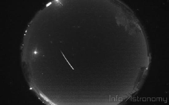 Dua Hujan Meteor Berbeda Menghiasi Langit Pekan Ini
