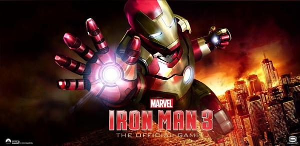 Download Iron Man 3 Game for Android, iPhone and iPad
