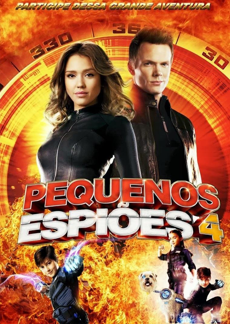 Pequenos Espiões 4 – Dublado (2011)