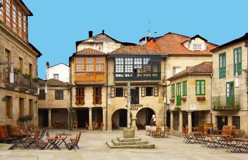 Arte para tontos pontevedra una gran ciudad - Casa soto baiona ...
