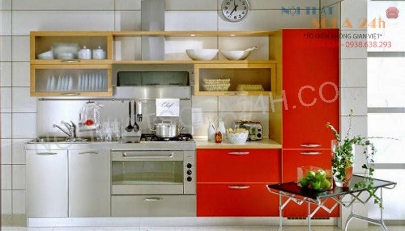 Tủ bếp TB035