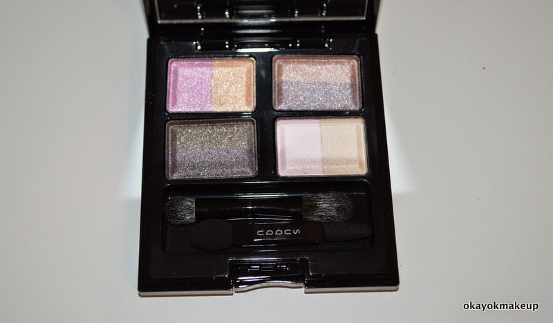 suqqu eyeshadow quad limited edition fall ex 21