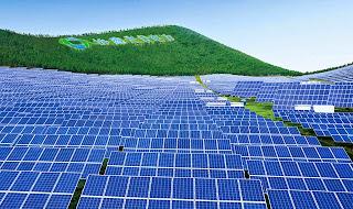 徐州20MW 太陽能光伏地面電站