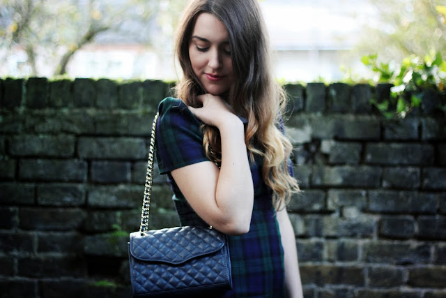 navy rebecca minkoff mini affair blog
