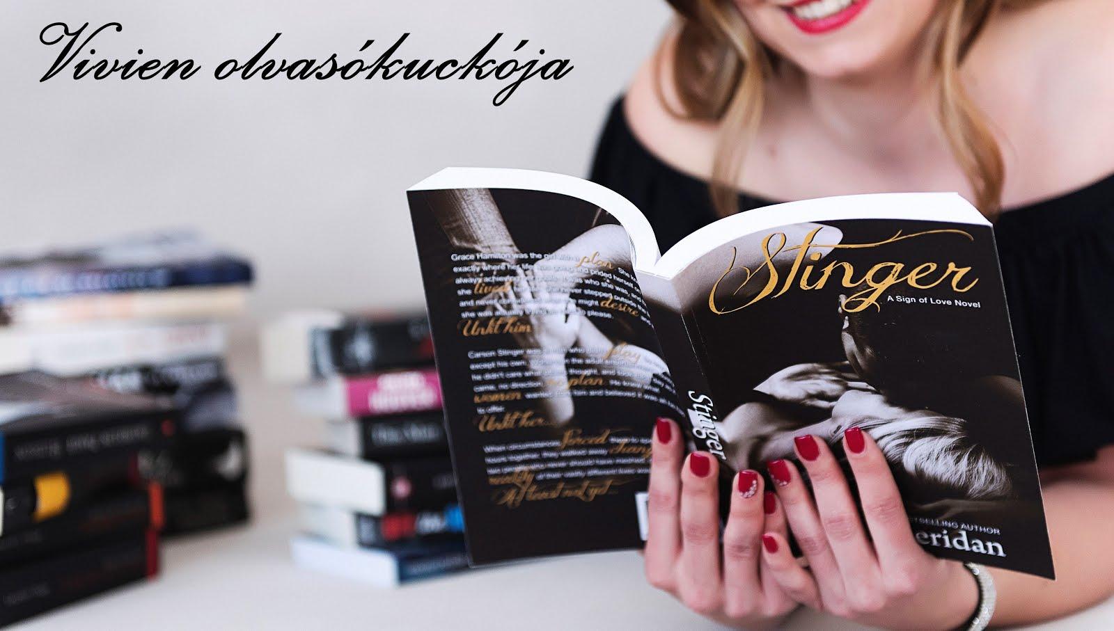 Vivien olvasókuckója