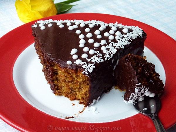 Chocolate Star Cake