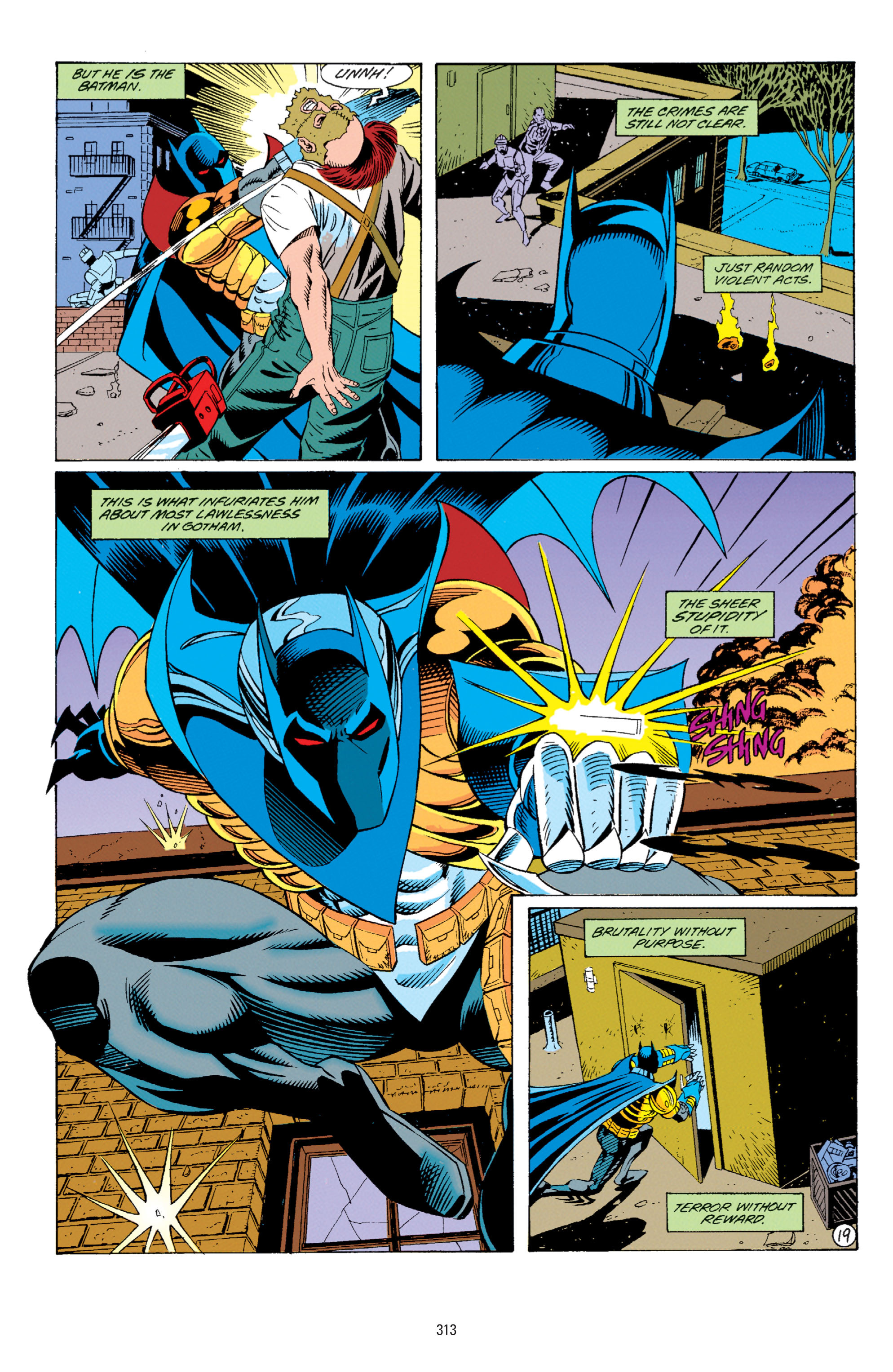 Detective Comics (1937) Issue #671 Page 20