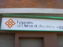 FUNERARIAS DEL ORIENTE DE ASTURIAS