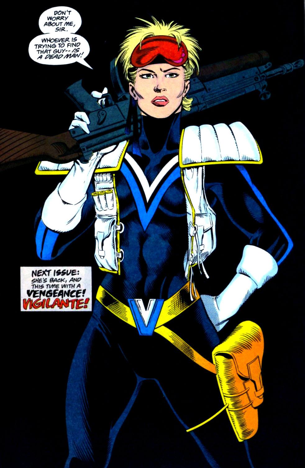 Deathstroke (1991) Issue #29 #34 - English 25