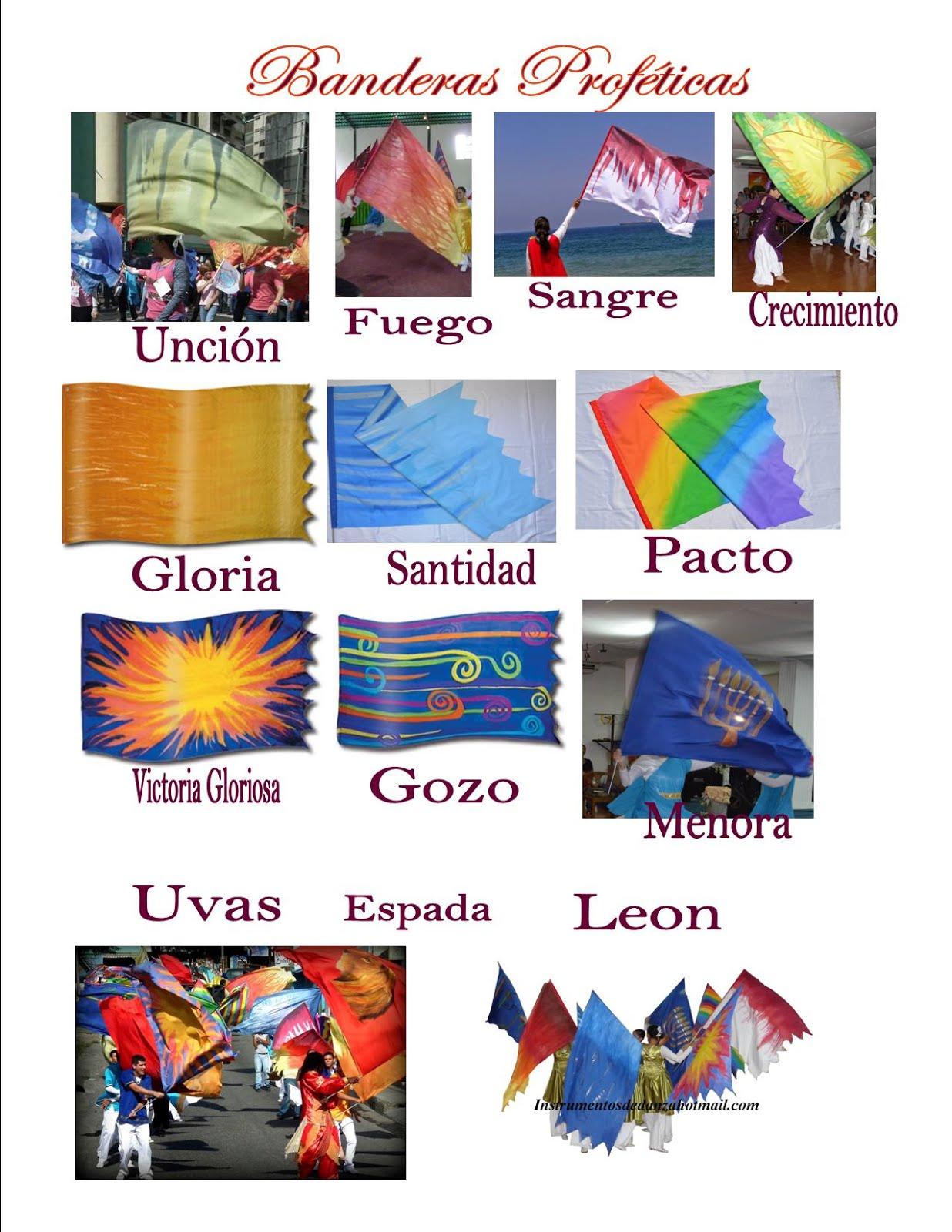 Banderas Prófeticas