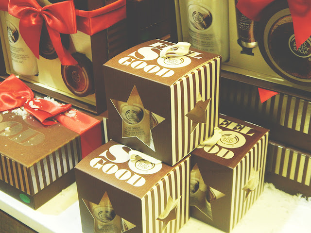 The Body Shop Christmas Event || Blogmas