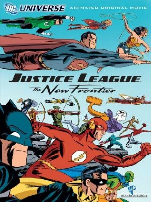 Biên Giới Mới - Justice League: The New Frontier
