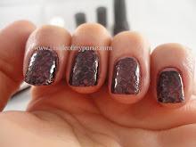 Yilan Derisi Tirnaklar- Snake Skin Nails