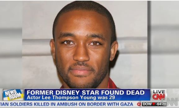 Celebrity found dead