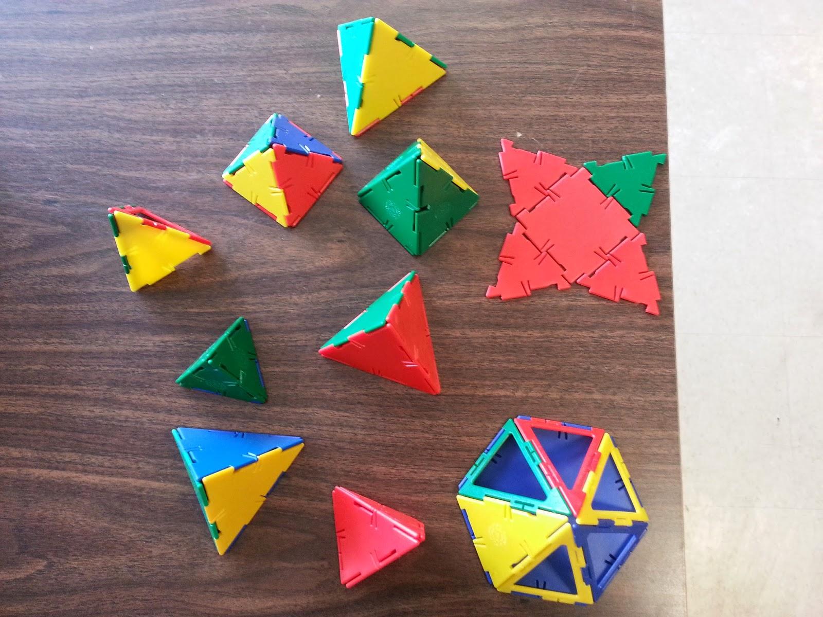 M^3 (Making Math Meaningful): MFM2P - Day 57: Pyramids