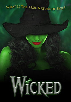 The Wicked 2013 poster