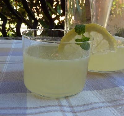 la limonata fatta in casa