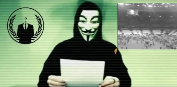 UPDATE: Anonymous Have Retrieved Physical Address Of ISIS Recruiter In EU And Other ISIS Information In Cyber Retaliation For Paris Attacks
