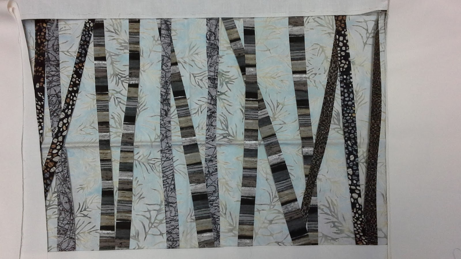 Cw Quilts Sometimes Birch Trees