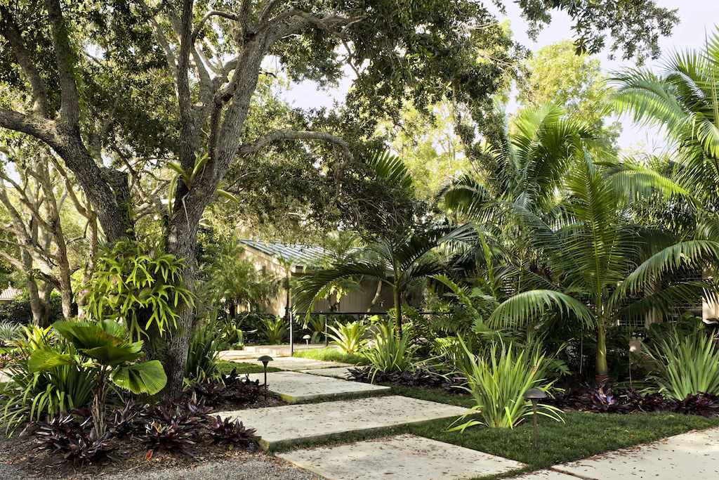 Minimalist tropical garden design life is beautiful for Gardening and landscaping