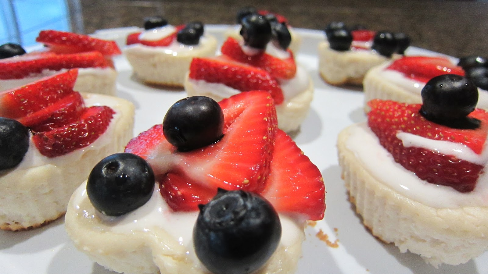Mary's Kitchen Diaries: Cheesecake Yogurt Cupcakes with ...