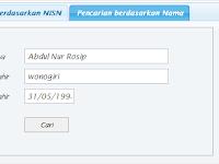 NISN : Cara Mencari Nomor Induk Siswa Nasional