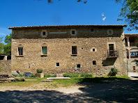 La façana de migdia d'El Puig