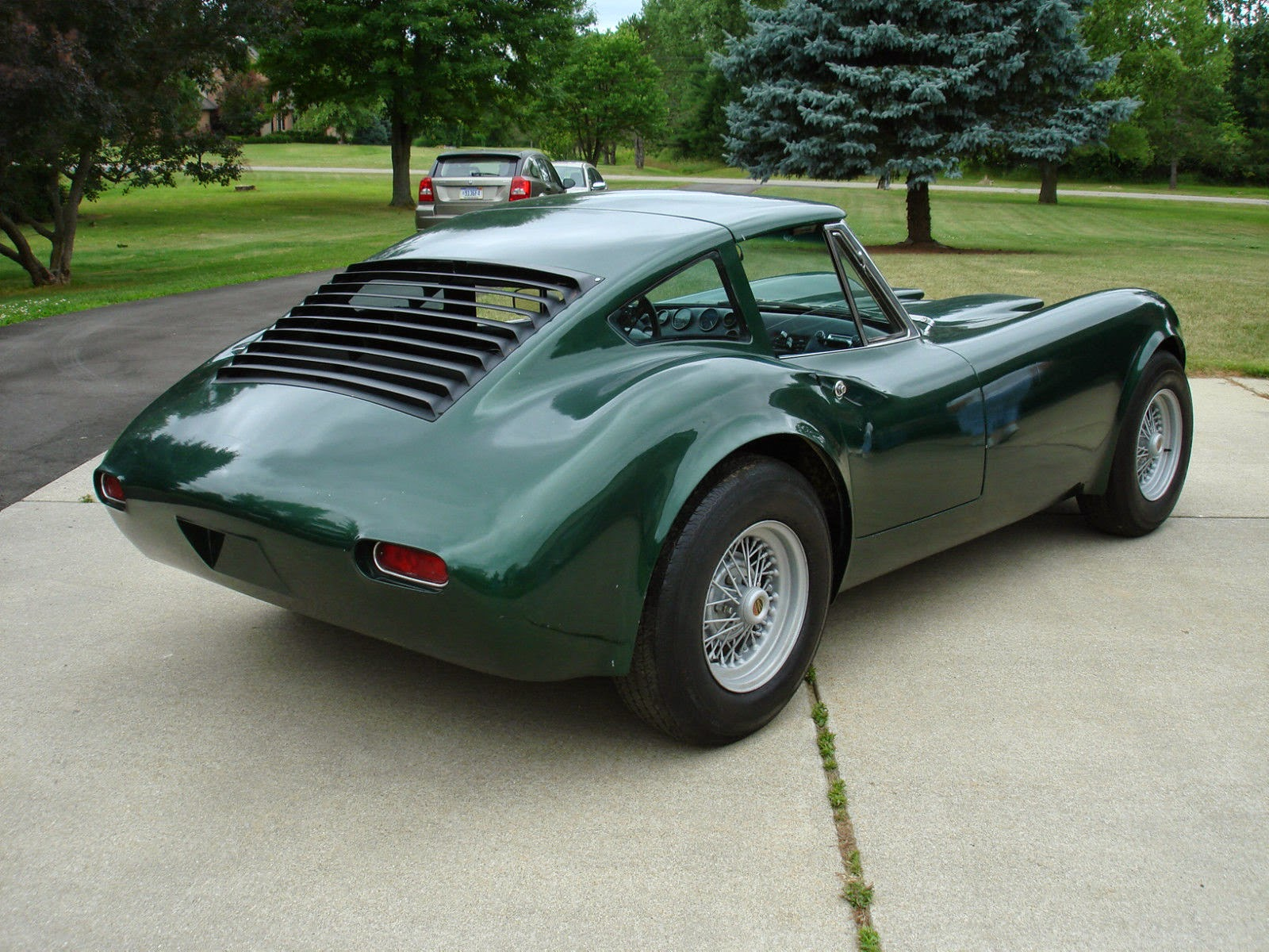 Daily Turismo 10k Who Is Driving 1973 Kellison J 4
