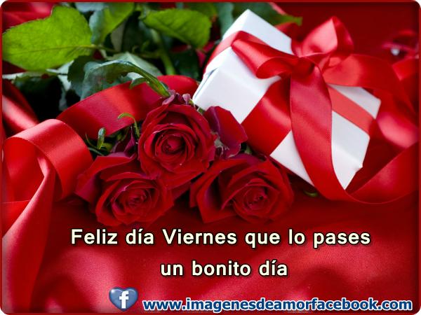 Feliz día Viernes para facebook