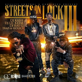 "Migos & Rich The Kid ""Streets On Lock 3"" hosted by DJ Kash, DJ Lil Keem, DJ Ray G & Trap-A-Holics"