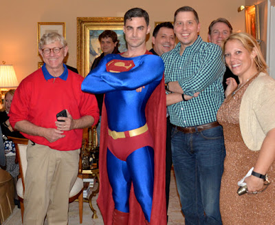 wanderlust ATLANTA Party with Superman