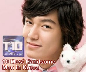 Top 10 Most Handsome Men in Korea