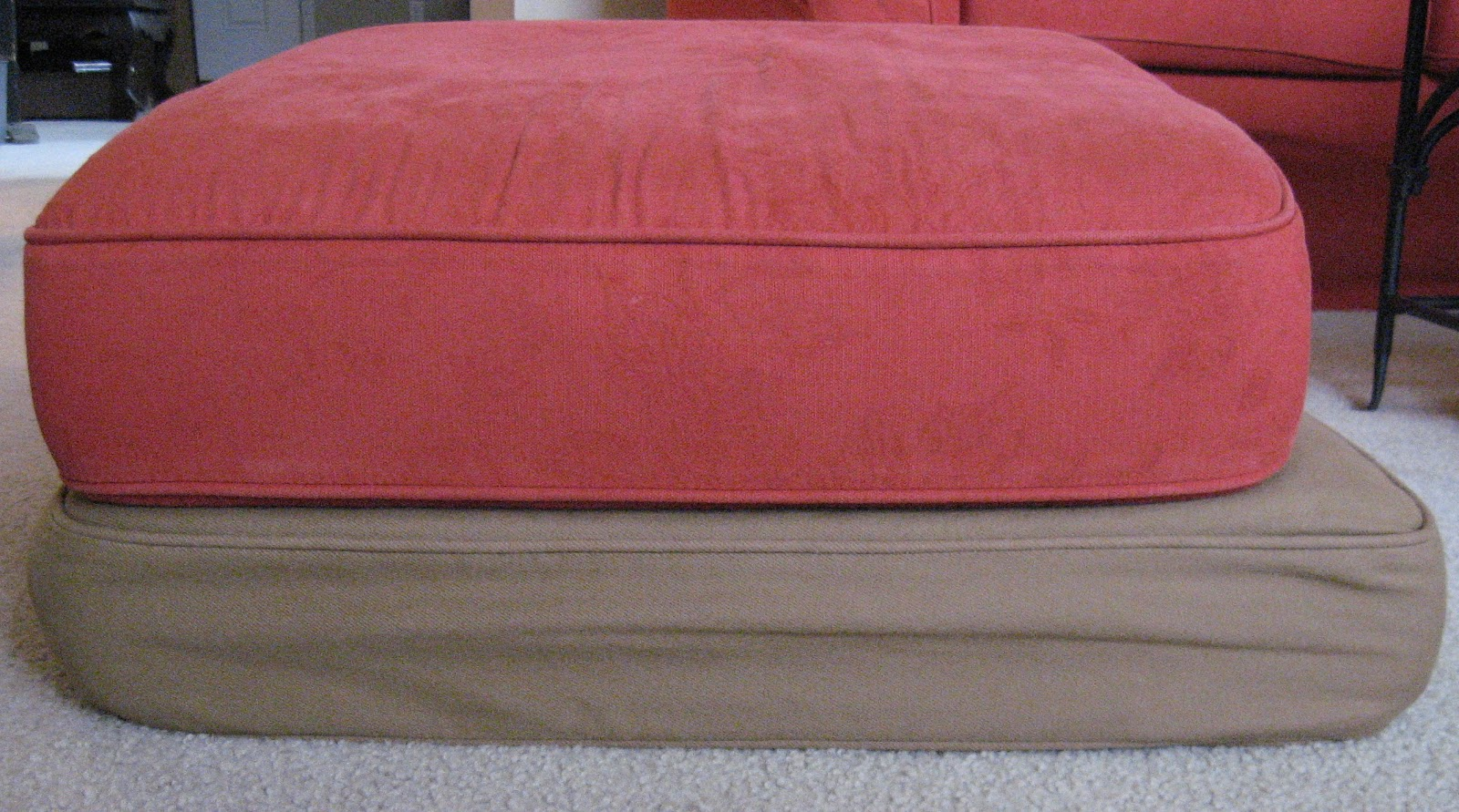 Couch covers for couches with pillow backs home improvement for Sofa back cushion covers