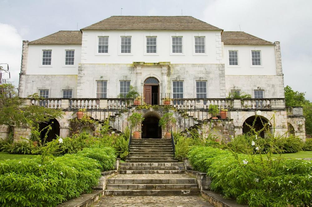 Hotel On Property Of Rose Hall Plantation House