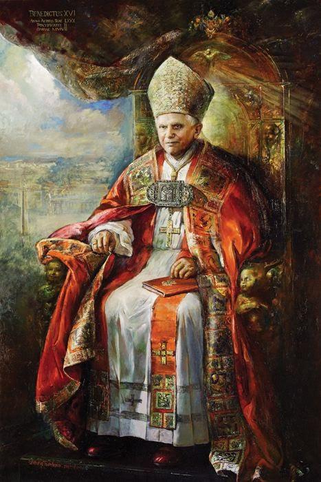 Il Sabato con Papa Benedetto,  catechesi sulla preghiera (2011)