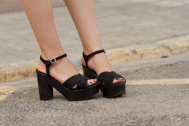 Colección de Sandalias de blogger de moda Adicta a los Zapatos withorwithoutshoes