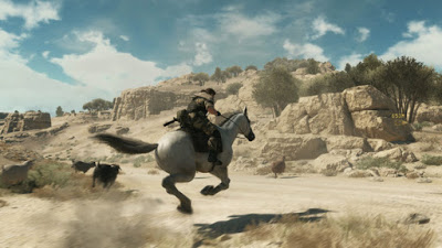 Free Download Metal Gear Solid V The Phantom Pain Game play