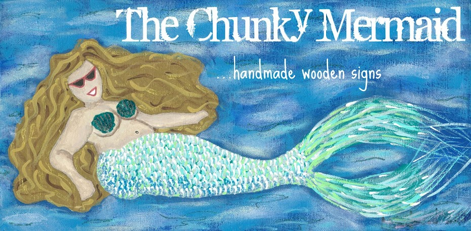 The Chunky Mermaid