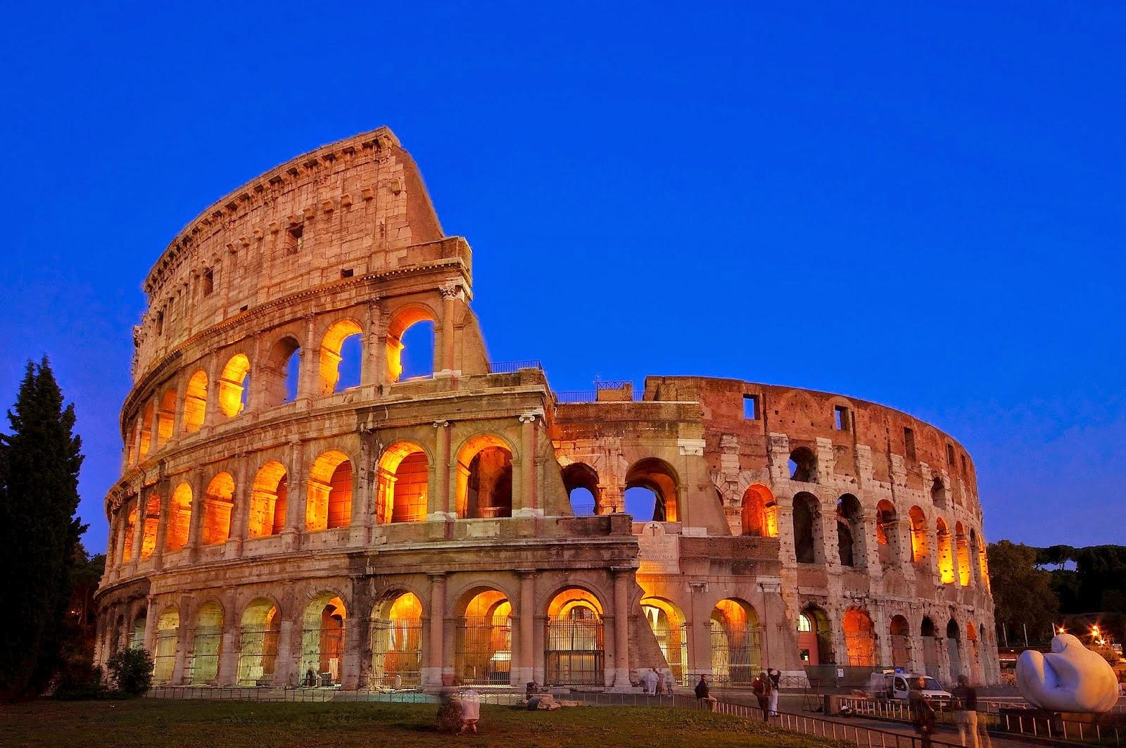 Ρώμη: Η ''αιώνια πόλη''