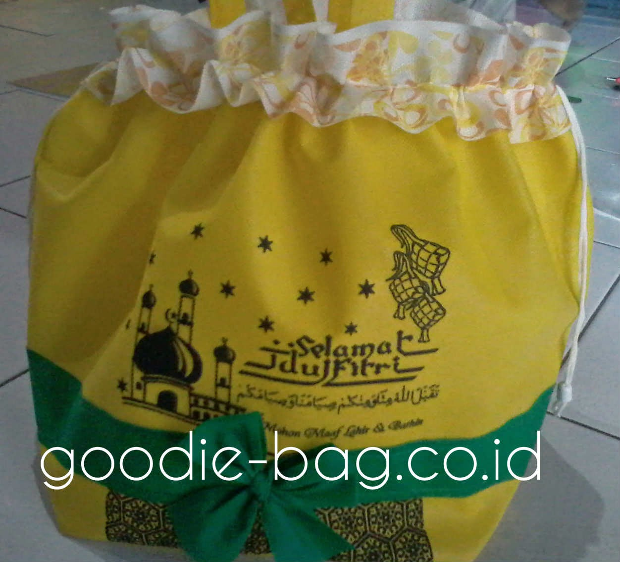 Goodie Bag Lebaran Idul Fitri Murah