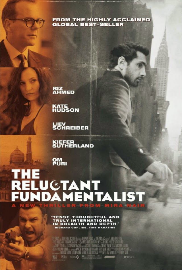 La película The Reluctant Fundamentalist