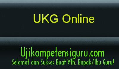 Kisi-kisi UKG SMA-SMK-SMP-SD-TK Tahap 2 Part 1