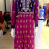 HIGH STREET DESIGNS: Pink & Purple Long Anarkali by RDC London
