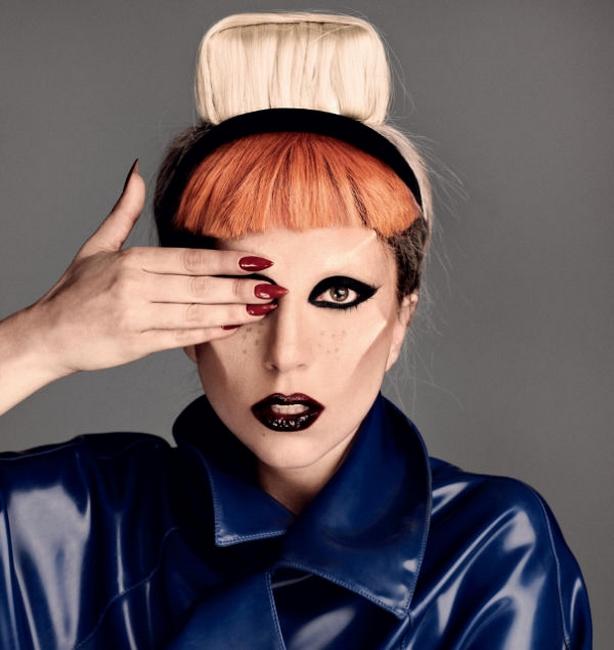 lady gaga 2011 album cover. dresses lady gaga 2011 album